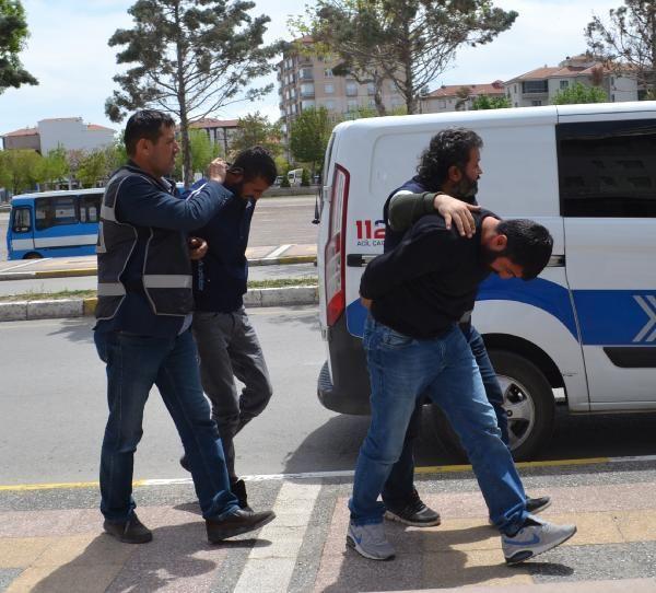 Aksaray'da 10 bin lira değerindeki köpekleri çalanlar yakalandı