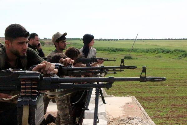 ÖSO, YPG'li teröristlere operasyon için tetikte bekliyor
