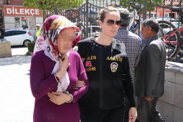 Eskişehir'de dolandırıcılık yapan çift yakalandı