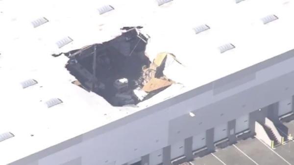 ABD'de F-16 düştü, pilot kurtuldu