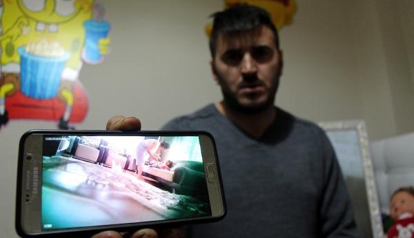 2 yaşındaki kızını döven anneye hapis