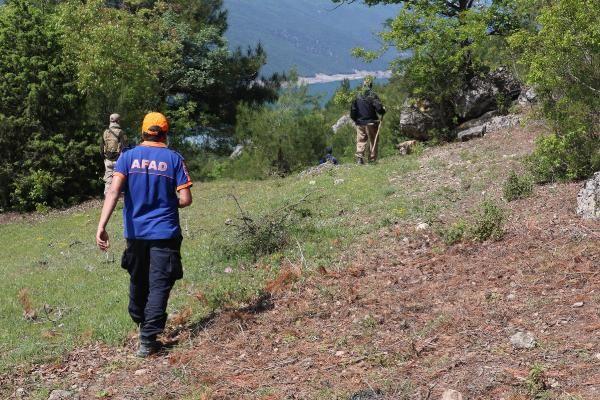 Samsun'da kaybolan Ecrin'i arama çalışmaları durduruldu