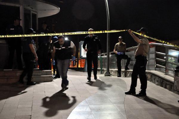 Ankara'da kan davası cinayeti