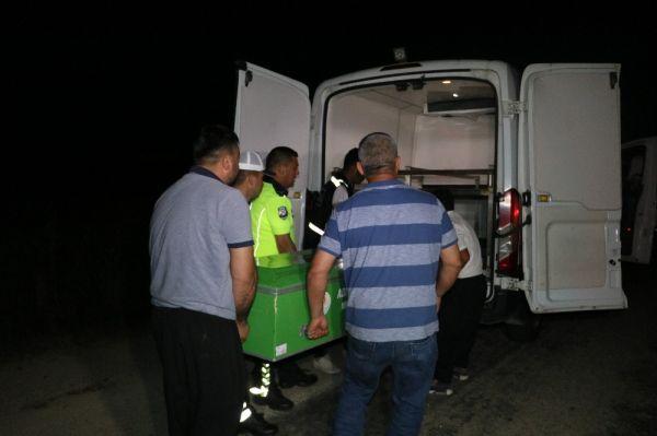 Taklalar atan araçtan fırlayan kadın hayatını kaybetti