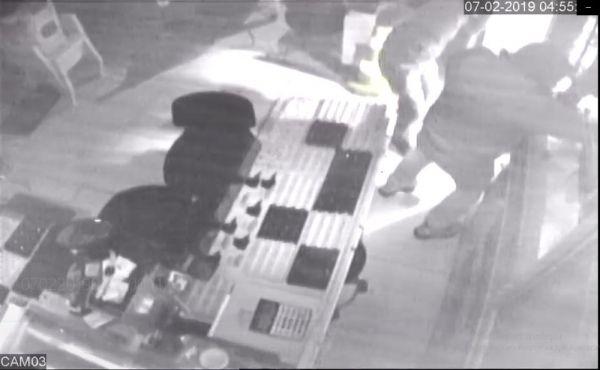 Alanya'da 1 milyon liralık kuyumcu soygunu