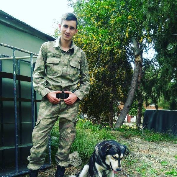 Hava değişimine gelen asker intihar etti