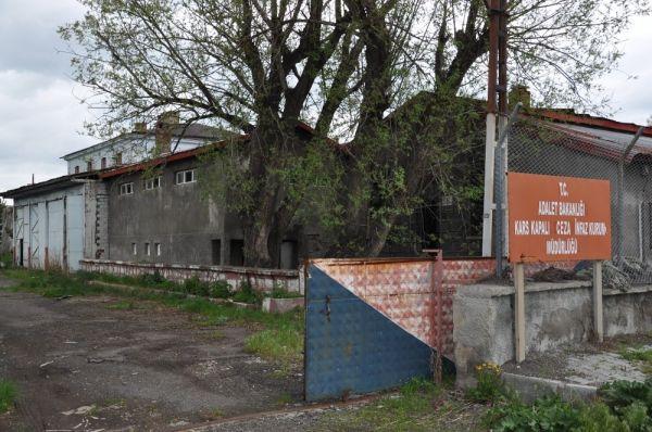 Tarihi Kars Cezaevi müze olacak