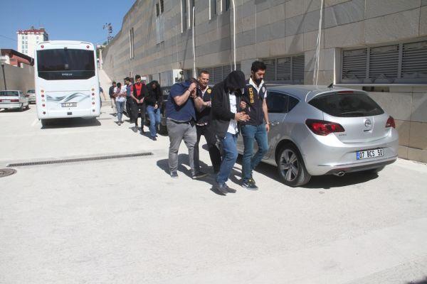 Elazığ'da sanal bahis operasyonu: 19 şüpheli gözaltında