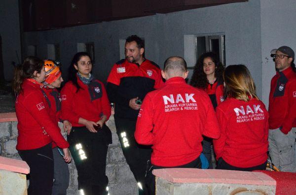 Uludağ'da yabancı uyruklu 2 kadın kayboldu