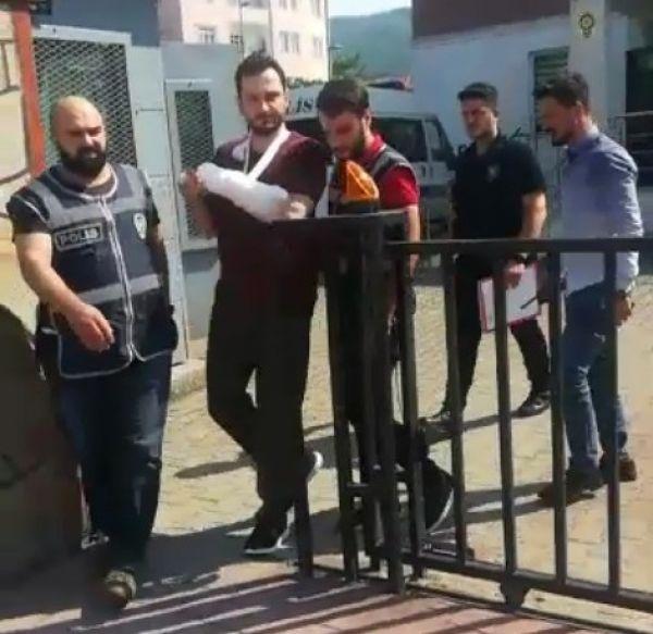 Kayınbiraderini öldüren şahıs tutuklandı