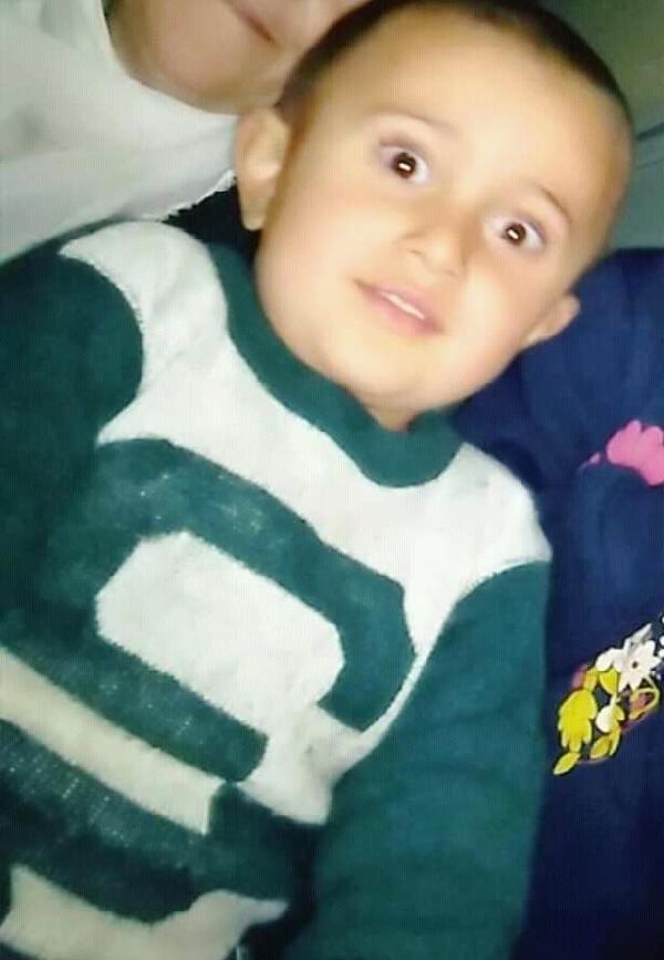 Erzurum'da ölen küçük Furkan'ın dedesi kalp krizi geçirdi