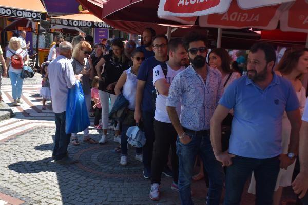 Edirne'ye giden tatilcilerin ilk tercihi ciğer oldu