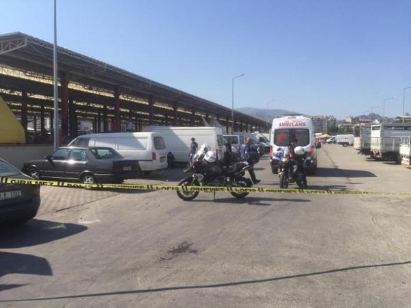 Aydın'da silahlı saldırıda 1 kişi yaralandı