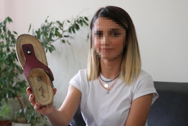Tacizciye terlik atan kadın mahkemelik oldu