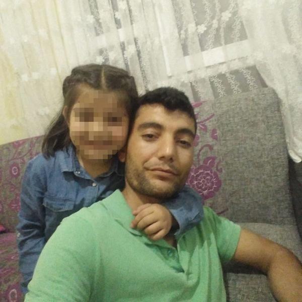 6 yaşındaki kızının önünde karısını öldürdü
