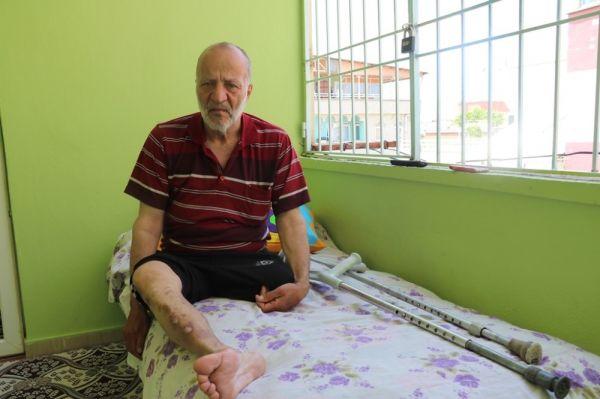 Gaziantep'te engellinin motosikleti çalındı