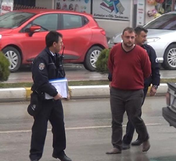 Tacizle suçlanan tır şoförü beraatini istedi