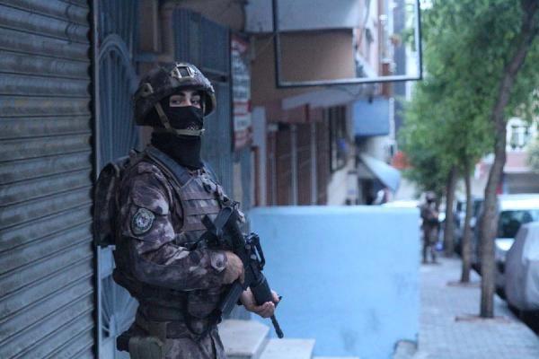 İstanbul'da narkotik operasyonu: 35 gözaltı