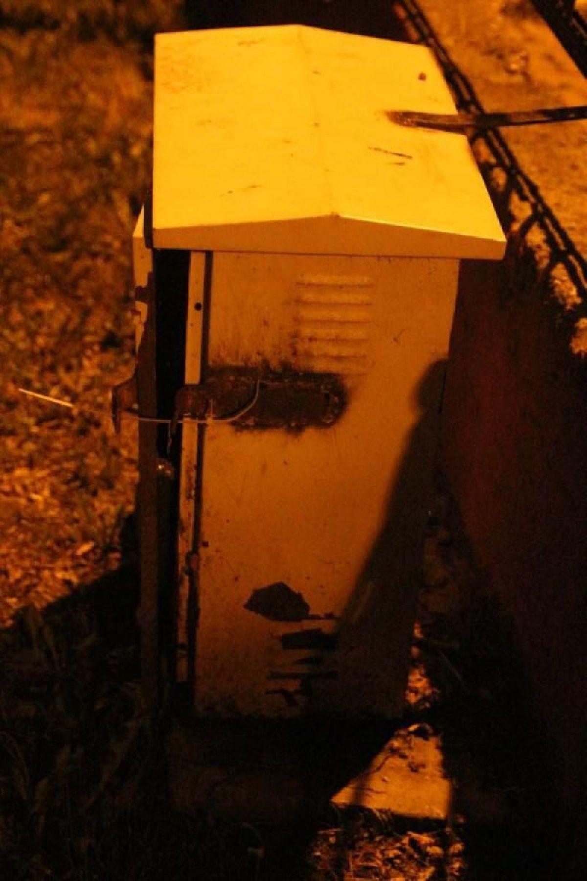 Eyüpsultan'da elektrik akımına kapılan çocuk öldü