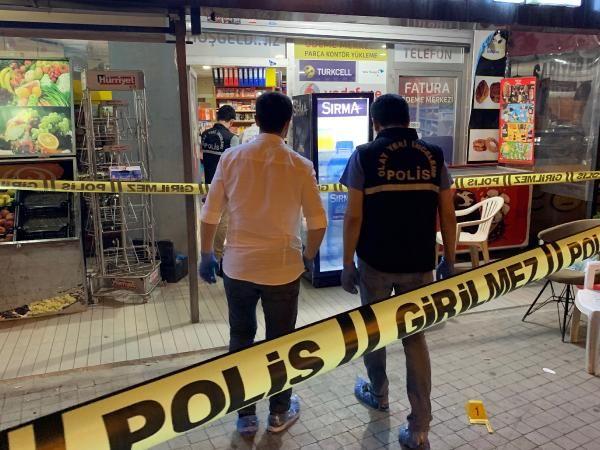 Sancaktepe'de market sahibine silahlı saldırı