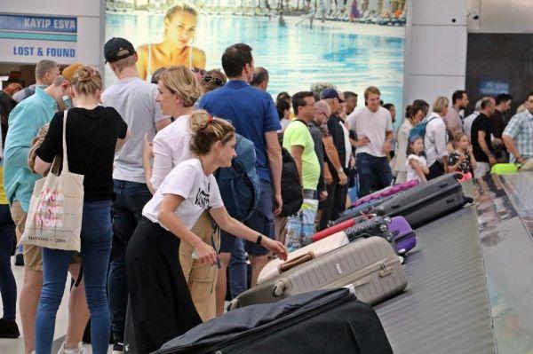 Antalya'da Rus turist sayısı her geçen gün artıyor