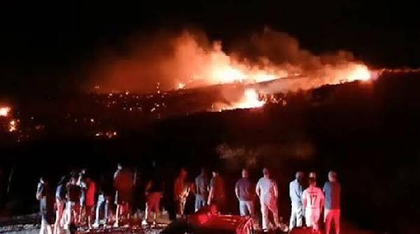 KKTC'de patlama meydana geldi