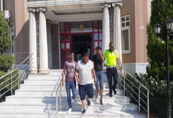 Didim'de 53 yabancı uyruklu göçmen yakalandı