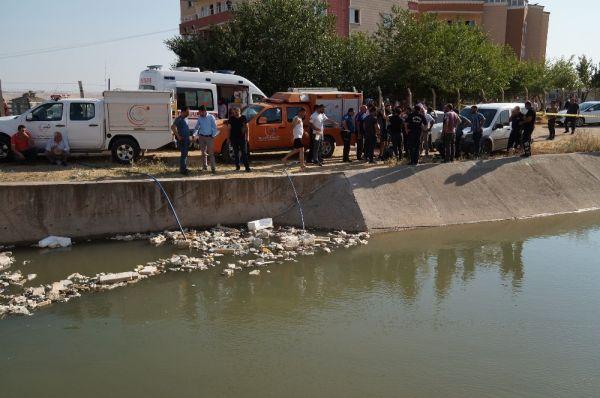 Batman'da su kanalına düşen 8 yaşındaki çocuk boğuldu