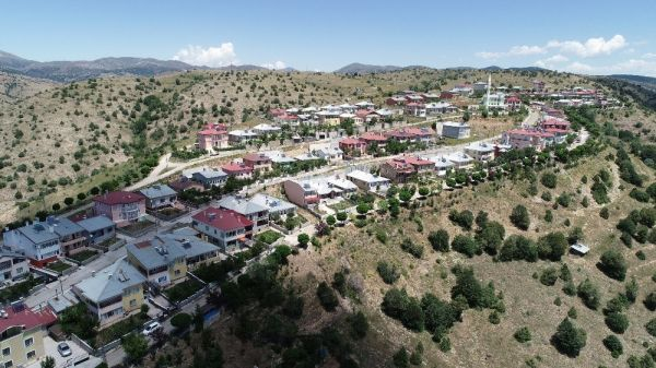Sivas'ın yeniden doğan köyü: Pusat
