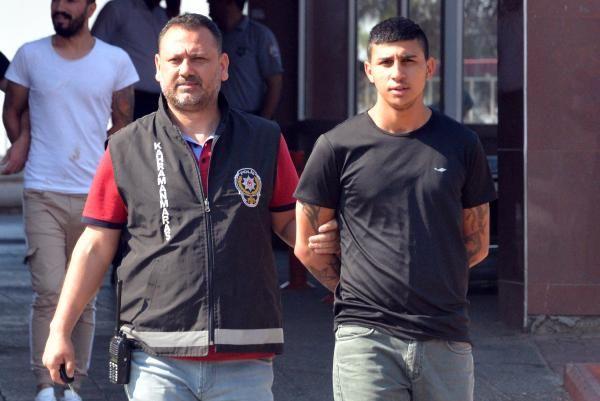 Kahramanmaraş'ta motosiklet gaspçıları yakalandı