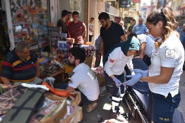 Aydın'da silah satan kişiyi vurdular