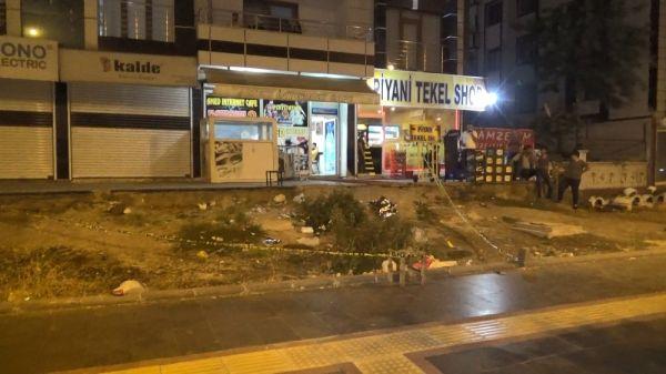 Diyarbakır'da silahlı saldırı: 1 yaralı