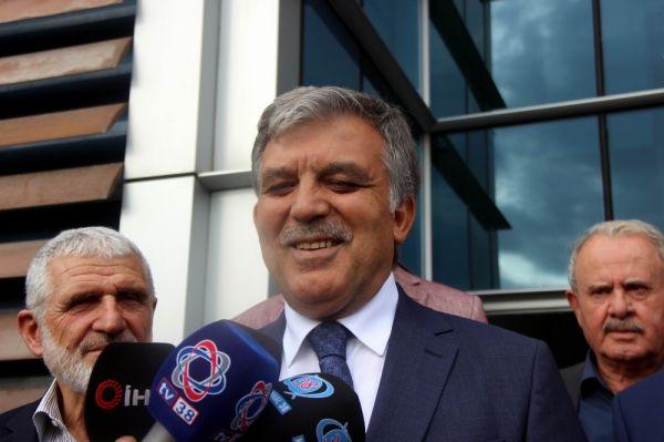 Abdullah Gül'e yeni parti soruldu