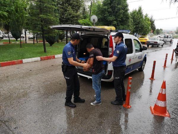 Kütahya'da 49 sabıkadan aranan şahıs bulundu