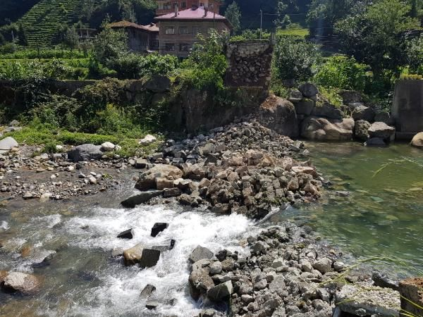 300 yıllık köprü yıkılan taşlarıdan yeniden inşa edilecek