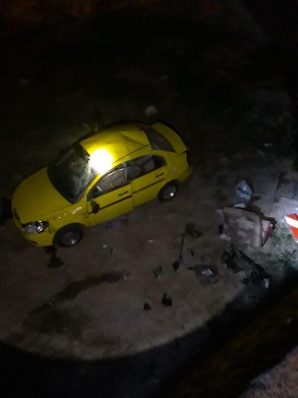 Balıkesir'de kaza: 9 yaralı