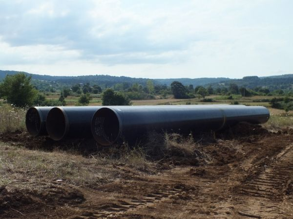 Avrupa Birliği'nin doğalgazı Türkiye üzerinden verilecek