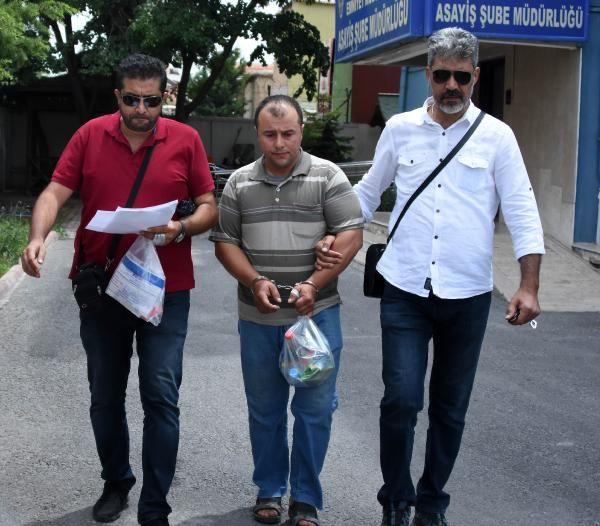 200 lira alacak için dehşet saçan adam tutuklandı
