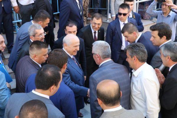 Bahçeli: AB'nin Doğu Akdeniz'de ne işi vardır