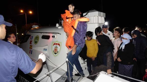 Çanakkale'de 32 göçmen daha yakalandı