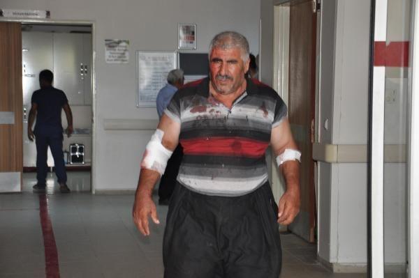 Gaziantep'te hafif ticari araç devrildi: 12 yaralı