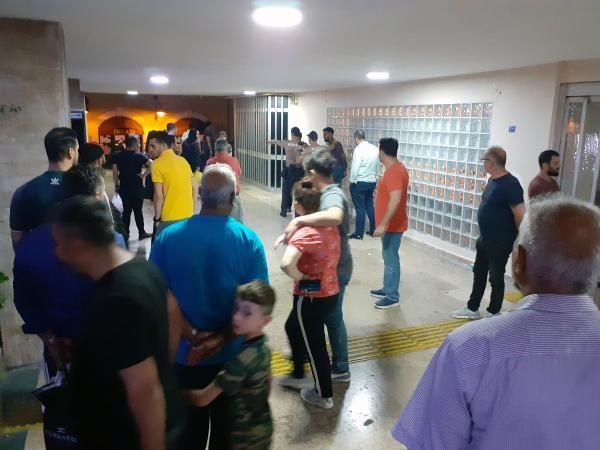 Samsun'da gözaltına alınan şahsa linç girişimi