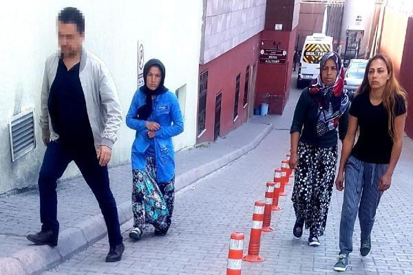 Kayseri'de 3 hırsızlık sanığına 3'er yıl hapis