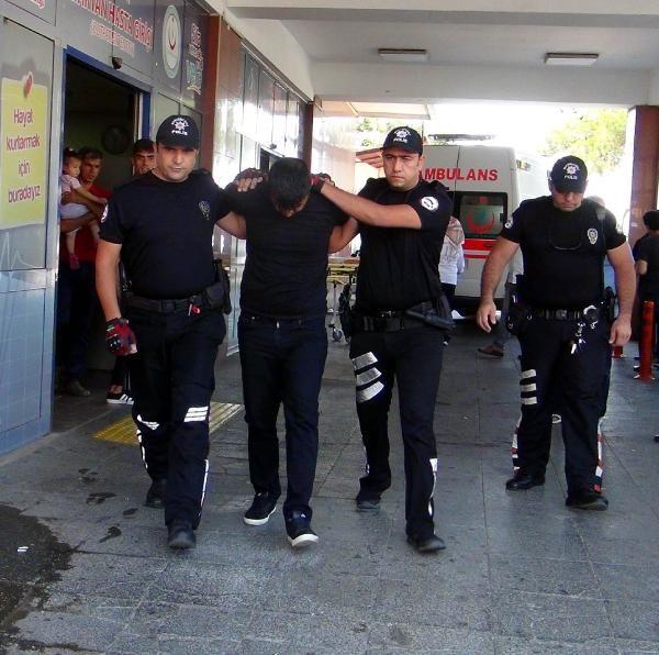Kahramanmaraş'ta polise ateş açan şahıs yakalandı