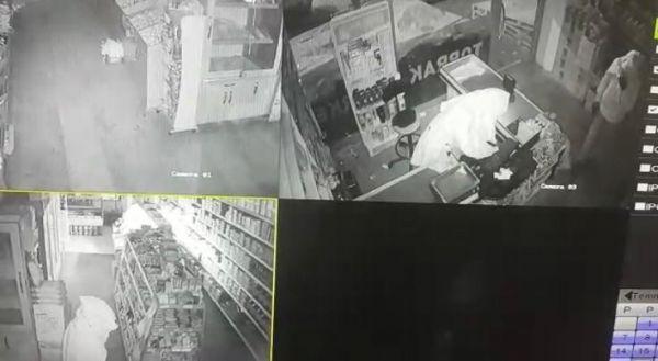 Erzurum'da kadın elbiseli hırsızlar aranıyor
