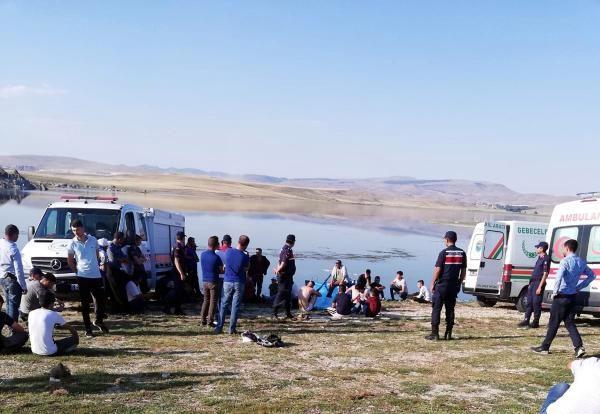 Afyonkarahisar'da balık tutmaya gittiği barajda boğuldu
