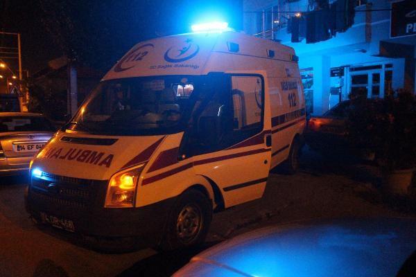 Bolu'da eski polis kendini astı