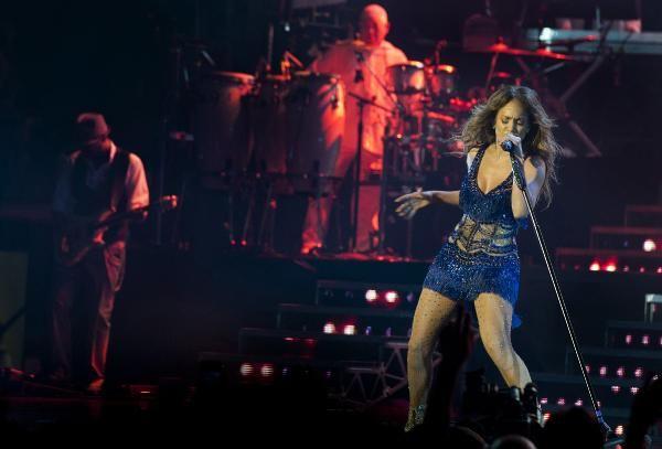 Jennifer Lopez konserine 2 gün kala biletler tükendi