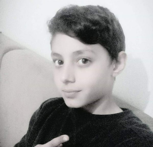 Küçük Hüseyin'in katil zanlısından şiddet karşıtı paylaşım