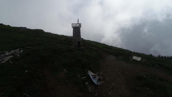 Giresun'da denize 40 kilometre uzaklıktaki deniz feneri